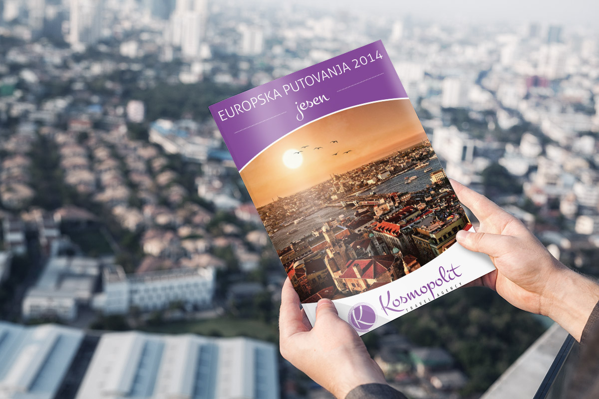 Kosmopolit europska putovanja 2014