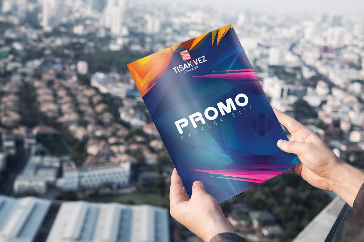 Tisak i vez - Promo katalog 2017