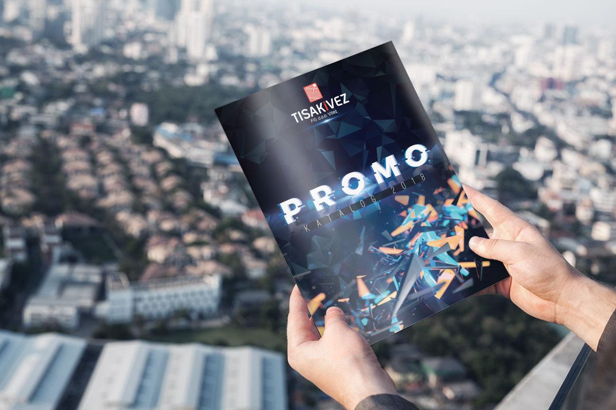 Tisak i vez – Promo katalog 2017