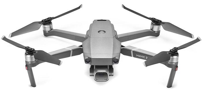 Geodetsko dron snimanje, DJI Mavic Pro