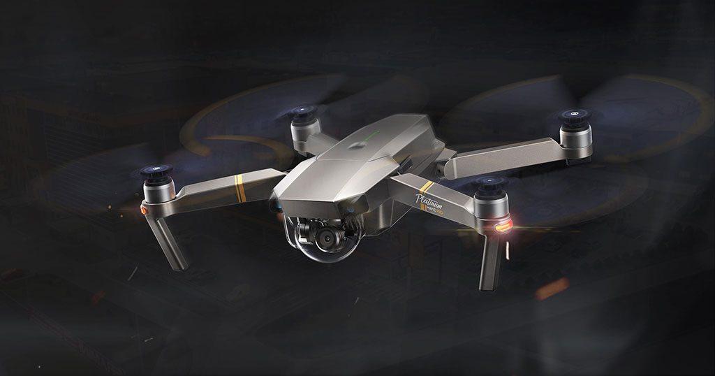 Dron snimanja, fotografije i mapiranja, Monroe Media